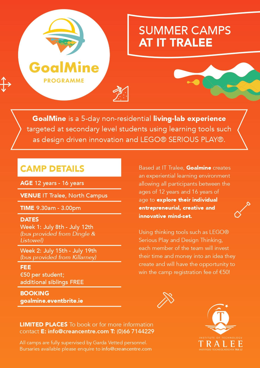 Goldmine Flyer