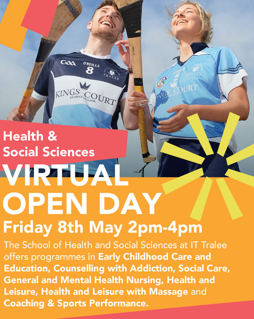 Health and Social Science Virtual Open Day