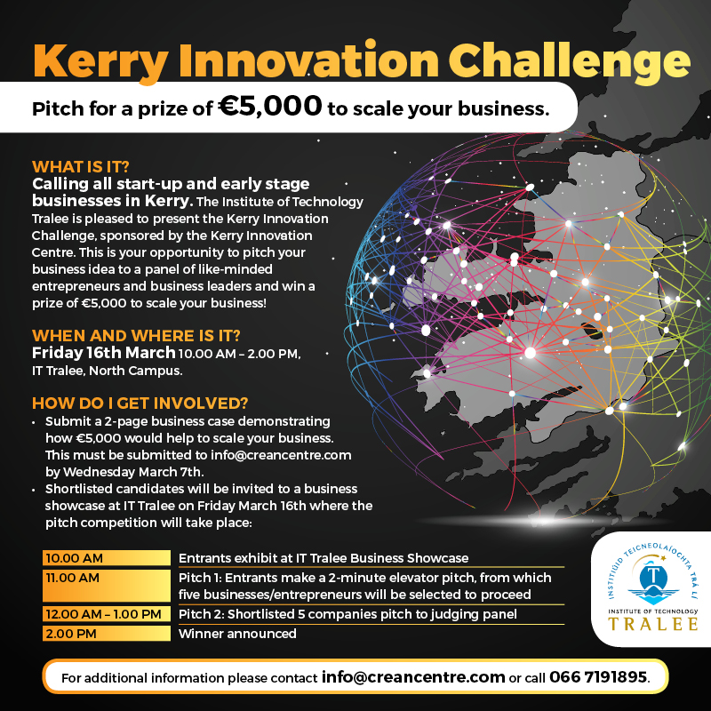 Kerry Innovation Challenge