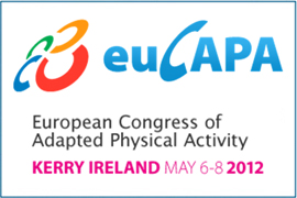 European Congress of Adapted Physical Activity 2012
