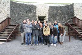 DUBLIN IS THE DESTINATION FOR ITTRALEE TOURISM STUDENTS