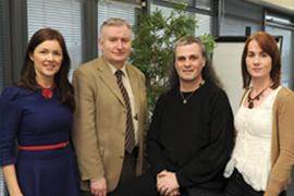 20% of Kerry Technology Park Workforce are IT Tralee Graduates