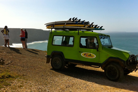 Adventure Tourism Management Hit the Surf in Portugal