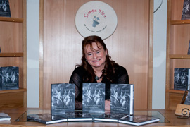 IT, Tralee Lecturer Launches first book at Siamsa Tire