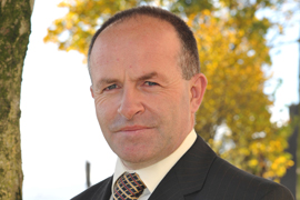Institute of Technology Tralee announces the appointment of Dr Brendan O'Donnell as Interim President.