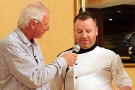 IT Tralee Chef is part of Celtic Cook off winning team 2012