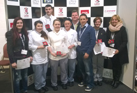 Culinary Students Achievements Celebrated at IT, Tralee