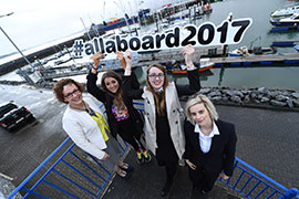 IT, Tralee hosts All Aboard 2017: Building Confidence in Digital Skills for Learning, 3rd-7th April