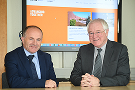 Presidents of CIT and IT Tralee Welcome Significant Funding Announcement for Technological Universities