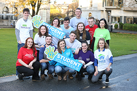 New Technology to Scale-up Student Volunteering at Institute of Technology Tralee