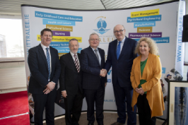 IT Tralee welcomes Mr. Phil Hogan, EU Commissioner for Agriculture and Rural Affairs