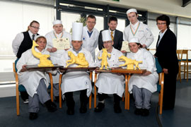 Culinary Students take top prizes at Chef Ireland Culinary Competitions 2014