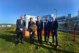 Work begins on new 16.5 million Kerry Sports Academy at the Institute of Technology, Tralee
