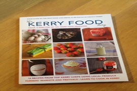 Kerry Food Producer Directory Launched With Recipes From Top Kerry Chefs