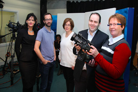 Launch of the 2015 Live Life National Film Competition