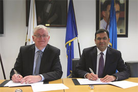 Sacred Heart University signs Memorandum of Understanding with Institute of Technology Tralee