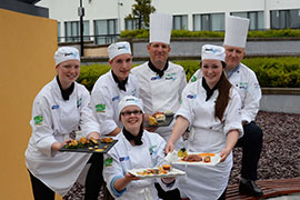 Cork Student Wins Munster Apprentice Chef Schools Final