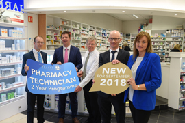IT Tralee launches Higher Certificate in Science - Pharmacy Technician