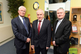 RCSI and IT Tralee Collaborative Efforts Worth 6m Euro Annually to the Kerry Economy