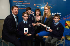 Post-primary schools in Kerry taking science to the next level with 40 entries in SciFest 2014 @ ITT