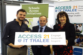 Access 21 @ IT Tralee Launched Friday November 10th