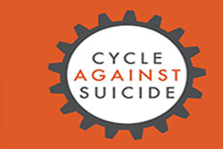 Interactive Multimedia Graduate Oskars Krastins Captures Cycle Against Suicide Day