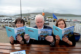 New Childrens Tarvel Guide, Published by ITT Tourism Lecturers