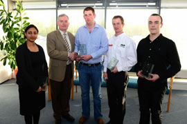 IT, Tralee Host Enterprise Showcase and Discover ITT enterprise programme awards