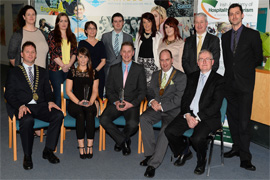 Next generation of Irish Hotel Managers complete their degree in IT, Tralee