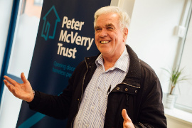 Fr. Peter McVerry to Address Homeless Crisis at the Institute of Technology Tralee