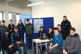 IT Tralee held a 'Kerry Robotics Championship' for secondary and primary schools in the region.