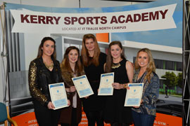 IT, Tralee honour Students' Sports, Academic and Civic Engagement at Scholarships and Awards Evening