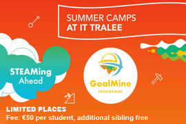 Summer Camps at IT Tralee