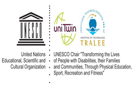 President Higgins Launches Worlds First UNESCO Chair in Adapted Physical Activity at IT, Tralee