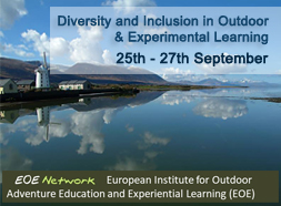EOE Conference 2019 Diversity and Inclusion in Outdoor & Experiential Learning