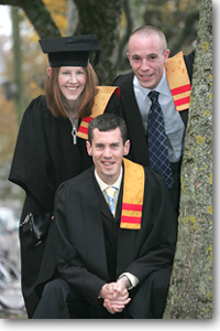 IT Tralee Graduation
