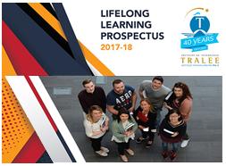 Lifelong Learning Prospectus 2017