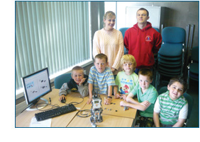 Creative Computing Summer Camp Pic 1
