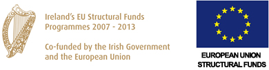 European Union Structural Funds Logos