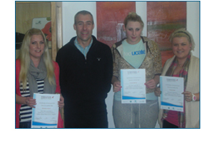 I.T. Tralee students receive Galileo Travel Agency Certificates