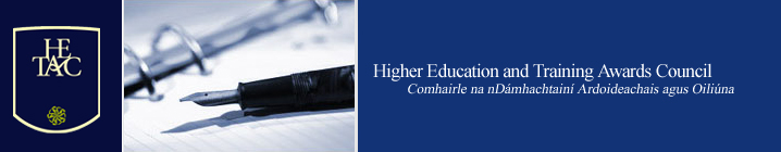 Higher Education and Training Awards Council