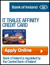 IT Tralee Affinity Credit Card