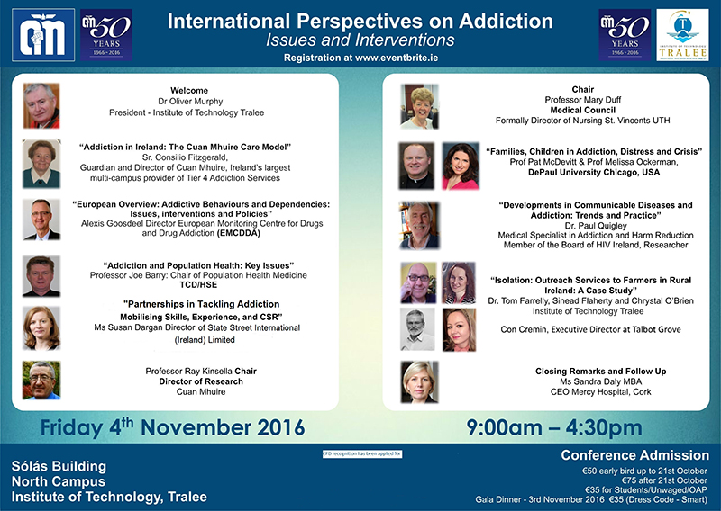 International Perspectives on Addiction Cover