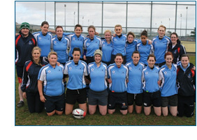 IT Tralee win Division 2 Womens Rugby Cup