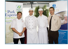 Neven Maguire visits IT Tralee