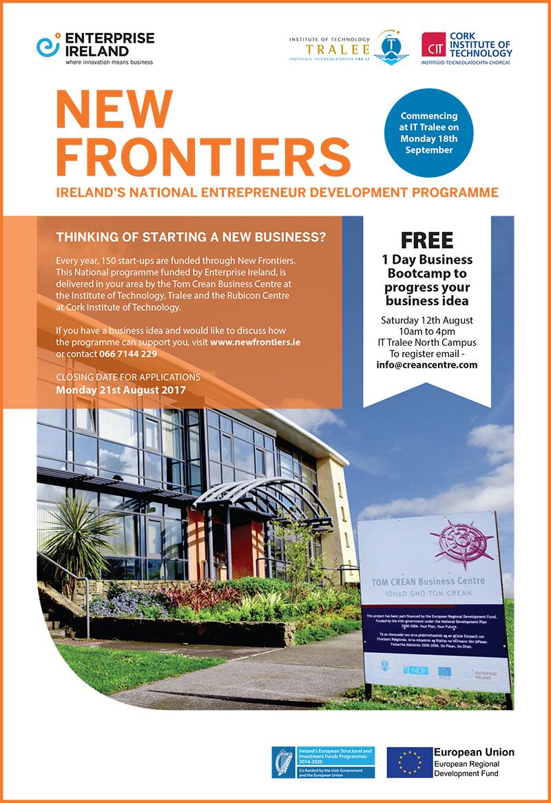 New Frontiers Brochure