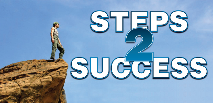 Steps-2-Success banner