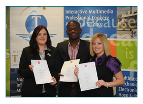 High Achieving Accounting Graduates Receive Awards for Excellence