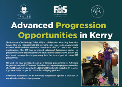 Advanced Opportunities in Kerry