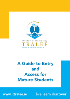 A Guide to Entry and Access for Mature Students Cover